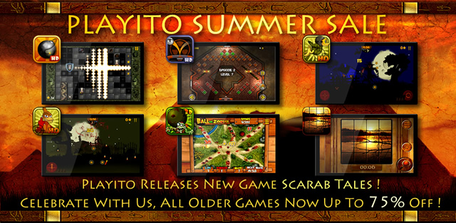 Playito Summer Sale