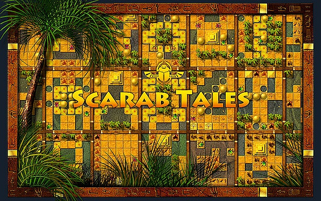 Scarab Tales levels